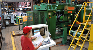 Mobil Steel uses modern Peddinghaus machines to deliver quality fabrication